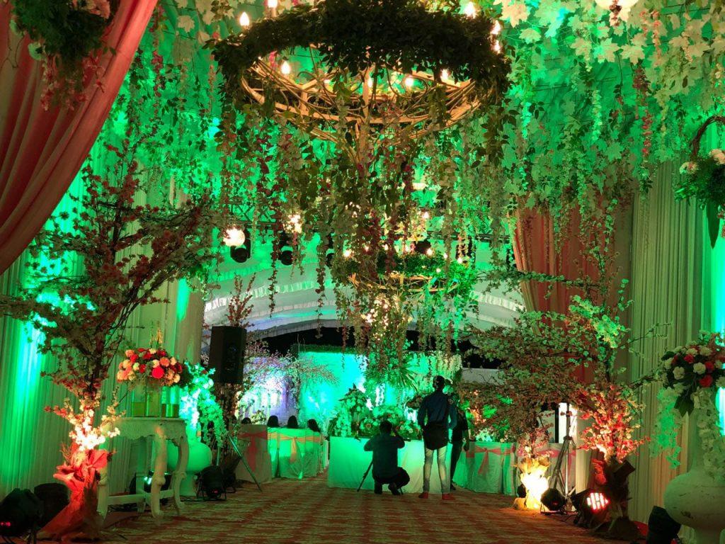 wedding decorator in Udaipur